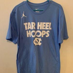 Nike Tar Heel hoops